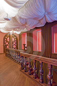 Part Of An Restaurant's Interior Stock Photos - Image: 17464143