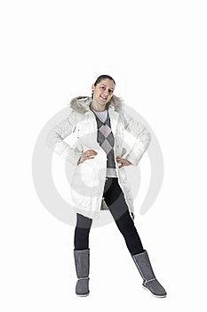 Fashion Girl Stock Image - Image: 17464531