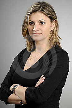 Successful Business Woman Portrait Royalty Free Stock Photos - Image: 17466238