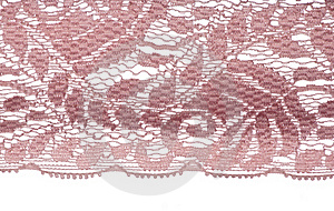 Pink Lace Pattern Royalty Free Stock Photo - Image: 17466875