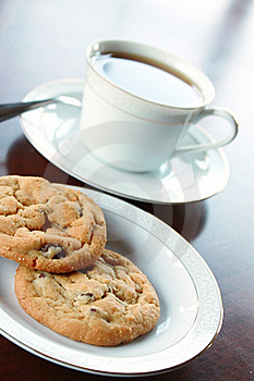 Tea And Cookies Stock Photo - Image: 17468360