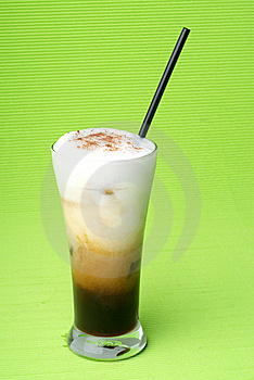 Cup Of Coffee Latte Cappucino Stock Photos - Image: 17469713