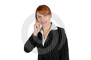 Buisness Woman Royalty Free Stock Image - Image: 17469776