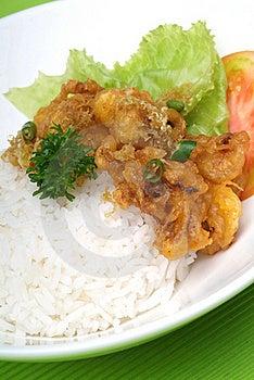 Rice Dinner Stock Photos - Image: 17469923