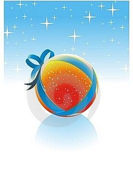 Christmas Shine Toy Royalty Free Stock Photo - Image: 17472645