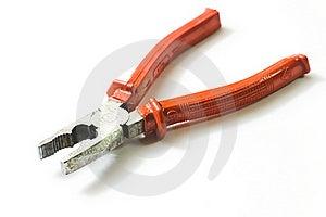 Metal Pliers Royalty Free Stock Photo - Image: 17473285