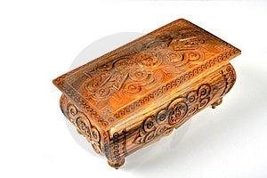 Wooden Box Stock Photo - Image: 17473330