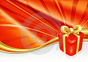 Red Greeting Card Royalty Free Stock Image - Image: 17473446