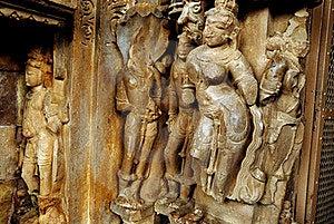 Khajuraho - World Heritage Site Of India Royalty Free Stock Photos - Image: 17478328