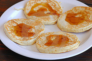 Flap Jacks Stock Photo - Image: 17480950