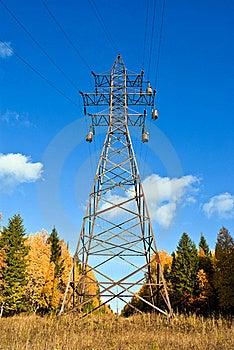Reliance Power Line. Stock Photos - Image: 17481683