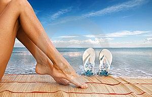 Beach Royalty Free Stock Photos - Image: 17482288