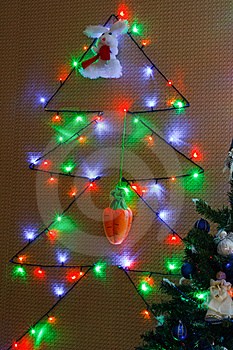 Christmas Tree Stock Images - Image: 17489154