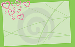 Valentines Day Card Stock Image - Image: 17491321