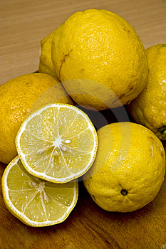 Lemons Royalty Free Stock Photo - Image: 17491885