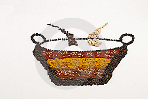 Spice Bowl2 Stock Photography - Image: 17493422