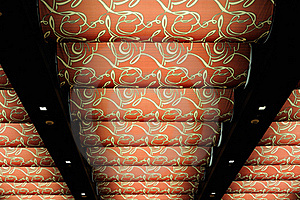 Hanging Fabric Royalty Free Stock Images - Image: 17494019
