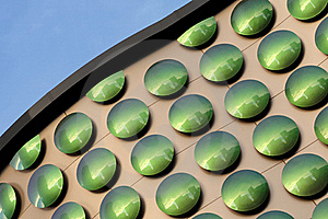 Green Dots Stock Photography - Image: 17494092