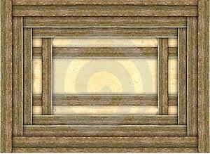 Wooden Photo Frame Stock Image - Image: 17494541