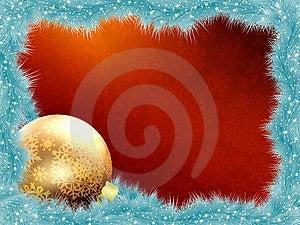 Elegant Christmas Card. EPS 8 Royalty Free Stock Photo - Image: 17497255