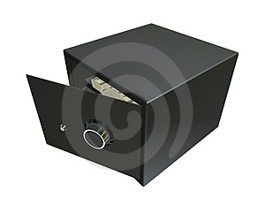 Small safe Stock Images