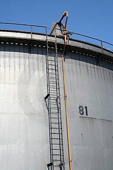 Oil Industry III Stock Image - Image: 1756001