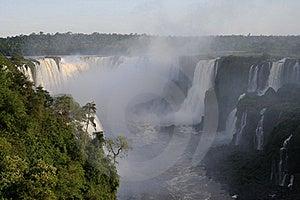 Iguazu Falls, Brazil, South America Stock Image - Image: 17501401