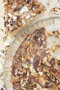 Almond Cake Stock Image - Image: 17503381