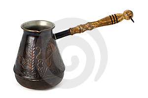 Turkish Coffee Pot Stock Photos - Image: 17503723
