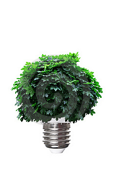 Eco Energy Concept Stock Photo - Image: 17504130