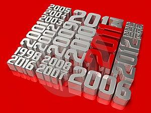 Arte 2011 Di Storia 3d Fotografia Stock Libera da Diritti - Immagine: 17514745