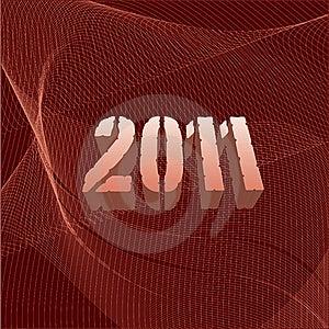 2011 Logo Royalty Free Stock Images - Image: 17515349