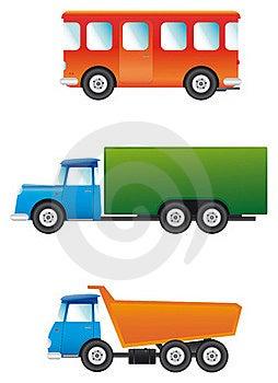 Transporte Fotos de Stock - Imagem: 17519513