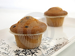 Fresh Baked Muffins Stock Photos - Image: 17519823