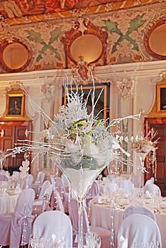 Table Set For A Special Occasion Royalty Free Stock Image - Image: 17534476