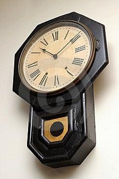 Old Fashion Clock Royalty Free Stock Photography - Image: 17534697