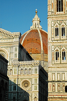The Dome Of Florence, Italy Stock Image - Image: 17536761
