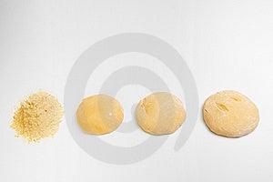 Flour And Dough Stock Image - Image: 17540191