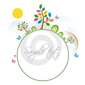 Natural Sample Card Royalty Free Stock Photos - Image: 17541078