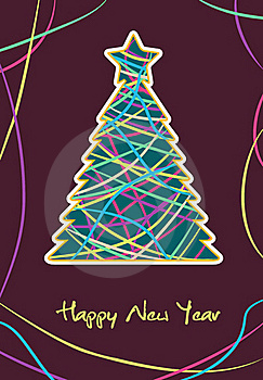 Christmas Tree Royalty Free Stock Photography - Image: 17544867