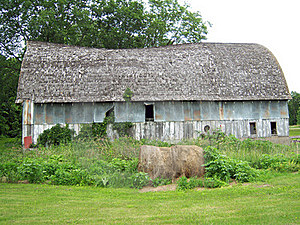 Old Barn Royalty Free Stock Image - Image: 17548886
