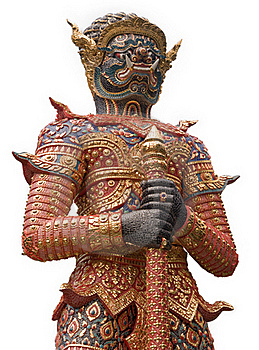 Warrior. Stock Photography - Image: 17549932