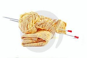 Knitting Stock Photo - Image: 17553340