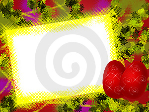 Easter Card Stock Image - Image: 17555861
