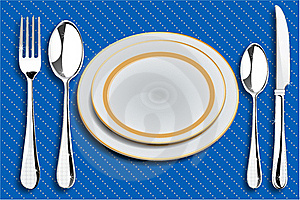 Dining Table Arrangements Royalty Free Stock Images - Image: 17557729