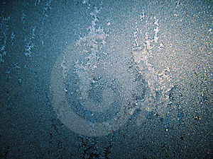 Snow Pattern On Winter Window Royalty Free Stock Photo - Image: 17561545