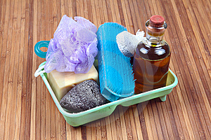 Washing Items Stock Images - Image: 17563124