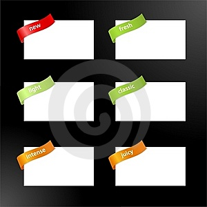 Set Of Labels Stock Image - Image: 17566511