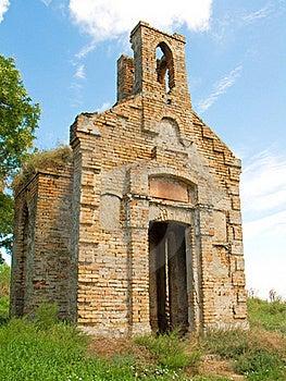 Church Ruins Royalty Free Stock Photo - Image: 17568885