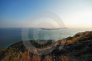 Andaman Sea Scenic View Royalty Free Stock Photo - Image: 17571565